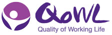 Quality of Working Life QoWL Logo